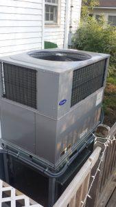 Carrier Gas Package Unit – Opelousas, La