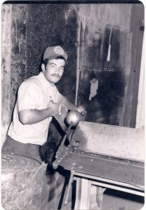 Kirk Bending Sheet Metal – Early 1980's