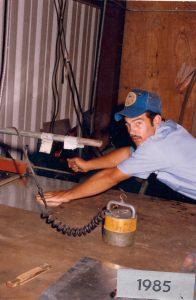 Kirk – 1980's Shopmaster