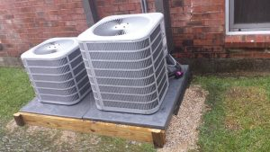 Lafayette Condenser Units After