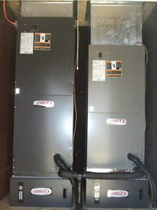 Lennox Air Handlers with Healthy Climate Filters