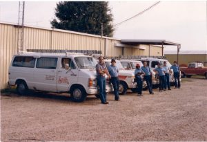 Smith AC Truck Lineup 1980s