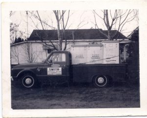 Smith AC Truck 1960s