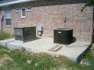 Lennox Condenser and Generator
